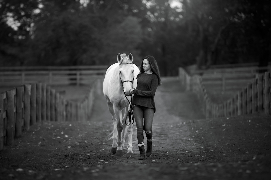 Professional Equestrian Photography from Marla Michele Must of Enchanted Photography